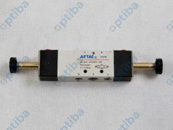 Zawór bistabilny centralnie zamknięty 5/3 G1/4 bez cewki 200 4V230C08G-X0