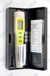 Miernik elektroniczny pH z funkcją ATC