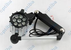 Lampa obrabiarkowa na przegubie LED M2 9,5W 24V