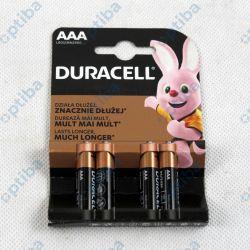 Bateria alkaiczna AAA LR03 4szt.