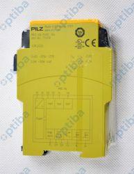 Przekaźnik bezpieczeństwa PNOZ e1p 24VDC 2so 774130