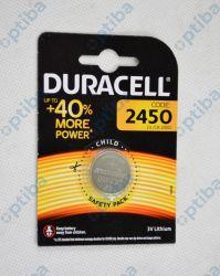 Bateria CR2450 3V