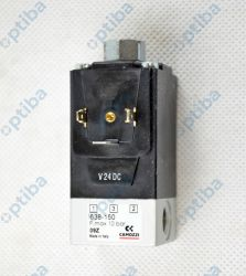 "Elektrozawór 3/2 NC G1/8"" 24V DC 132-638-150-A63"