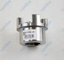 Piasta ROTEX 38 GG-25 1 L=45 38H7