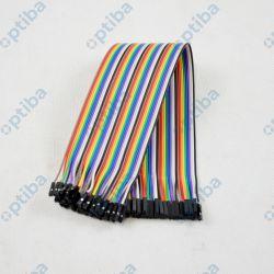 Zestaw przewodów FF30CM40P 40szt.