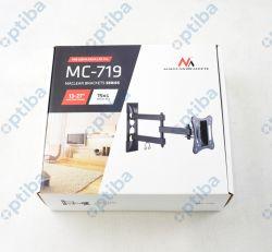 "Uchwyt do TV lub monitora 13-27"" MC-719 15kg"