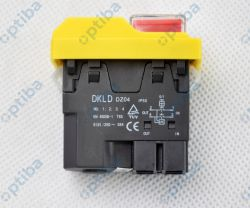 Włącznik do szlifierki BKL-1500 15009999 typ DKLD DZ04