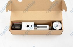 Filtroreduktor FUTURA FR14-10F G1/4 0.5-10 bar wlk.1