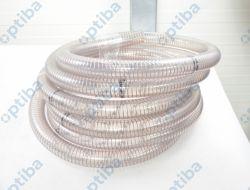 """Wąż ssawno-tłoczny Aperspir 1 1/4"""" 30x38,4/1,0MPa PCV przezroczysty IH35641030/50"""