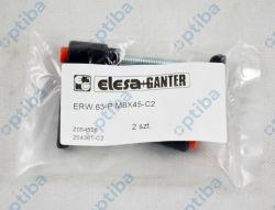 Dźwignia nastawna ERW.63-P M8X45-C2