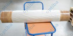 Folia ochronna przeźroczysta PVC 0.3x122cm 10m w rolce