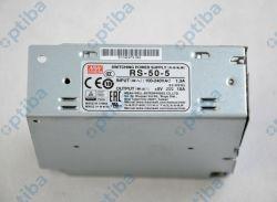Zasilacz impulsowy 50W 5V 10A RS-50-5