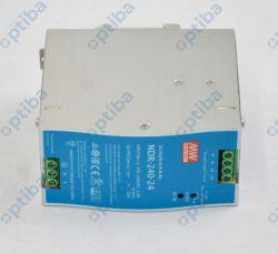 Zasilacz na szynę DIN 240W 24V 10A NDR-240-24