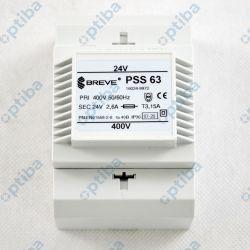 Transformator PSS 63VA 400/24V 16024-9972