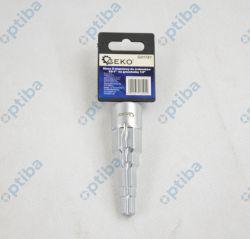 """Klucz 5-stopniowy do śrubunków grzejników 3/8-1"""" G01781"""