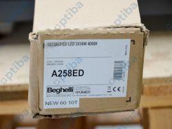 Oprawa hermetyczna ACCIAIO ED 2X58 4000K A258ED