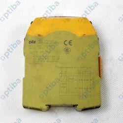 Przekaźnik bezpieczeństwa PNOZ S7 24VDC 4N/O 1N/C 750107 PILZ