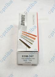 Osełka twarda EDM-107 10x10x10x150mm P120