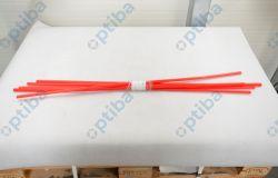 Wąż termokurczliwy RCH1 12,7/6,4x1-K czerwony WRJCC1271640010030D1