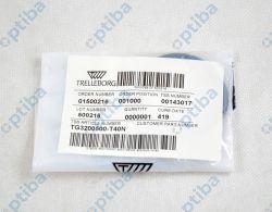 Uszczelnienie TG3200500-T40N 50X61X4.2 TURCON ROTO