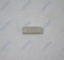 Magnes neodymowy MPL 10x5x1,5 N38