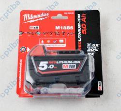 Akumulator M18B5 5,0Ah 4932430483
