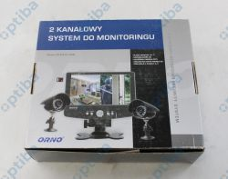 Zestaw do monitoringu OR-MT-JX-1802