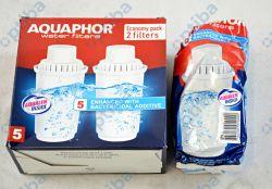 Zestaw wkładów filtrujacych wodę B100-5 3szt.