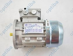 Silnik TMS56B4 B5 0,09kW 1360obr. 230/400V 50Hz PTC