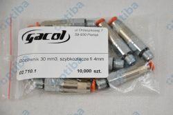 Dozownik 02.710.1 30mm3 ze szybkozłączem fi4mm
