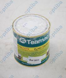 Farba Metalcote RAL 2011 ftalowa alkaidowa 1l