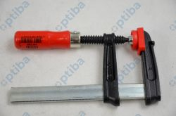 Ścisk stolarski śrubowy TPN12BE 120mm
