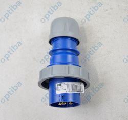 Złącze zasilające 0132-6 AC wtyk męski 16A 230VAC  IEC 60309 IP67
