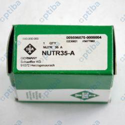 Rolka nośna wałeczkowa NUTR35 INA
