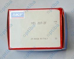 Łożysko kulkowe samonastawne YEL 207-2F SKF