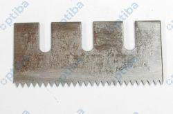 Nóż zębaty 78-8017-9173-8 65x30x1.5mm 3 wcięcia