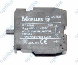 Styk pomocniczy A22-EK01 1NC 254455