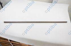 Śruba trapezowa 20x4 prawozwojna 1000mm A2