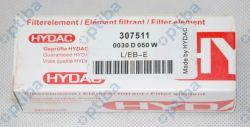 Element filtrujący 0030D050W 307511