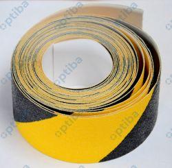 Taśma antypoślizgowa DE272997953 51mm żółto-czarna