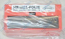 Folia metalowa 150x2500x0.100m EDE 8244940100