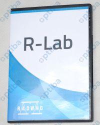 Oprogramowanie do wagosuszarki R-LAB