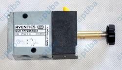 Zawór 3/2 drogowy G1/8' 5772555302 AVENTICS