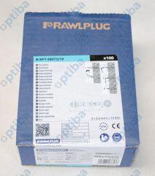 Kotwa opaskowa M8x75mm stal węglowa ocynk galwaniczny R-XPT-08075/10