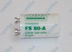 Starter dla lamp fluorescencyjnych SINGLE NBB FS 4-80W 190002000 NARVA