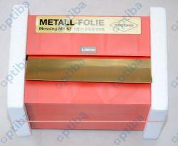 Folia metalowa MS 63 150x2500x0.300mm EDE 8244960300
