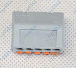 Szybkozłączka uniwersalna 5x0.08-4.0 400V/40 71.4021