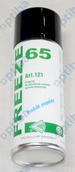 Spray FREZZE 65 400ml zamrażacz niepalny