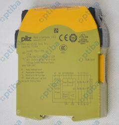 Przekaźnik bezpieczeństwa PNOZ S4C 24VDC 3N/O 1N/C 751104