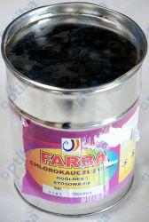 Farba chlorokauczukowa RAL9005 czarna 5l PROCH05213